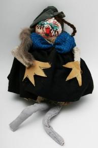 Dukke av Karly Mikalsen. Foto: Trastad samlinger